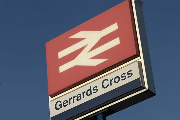 Gerrards cross to slough