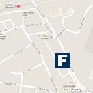 Ashford Office Map