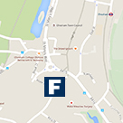 Chesham Office Map