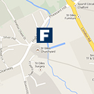 Chalfont St Giles Office Map