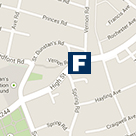 Feltham Office Map