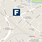 Staines Office Map