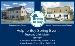 "Be a first time buyer this Easter with some ""Help to Buy"""