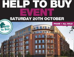 Join us at Vanburgh Court for our Help to Buy* Event